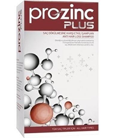 Prozınc PROZINC Plus Şampuan 300 ml Renksiz